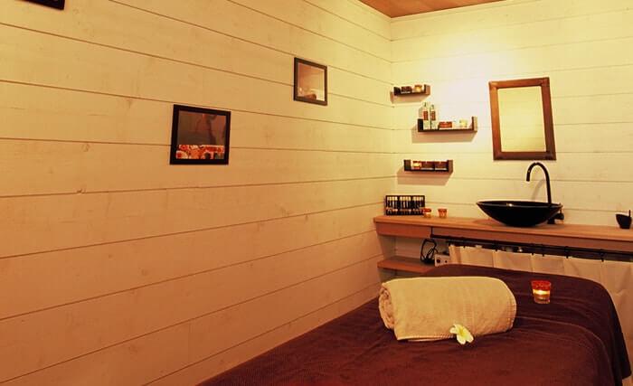 Espace de détente et massages en Morbihan sud, dans un lieu insolite à côté de Carnac