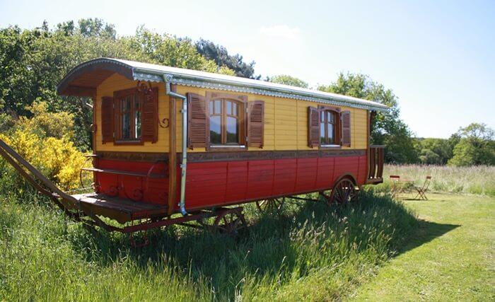 Gipsy caravan holidays