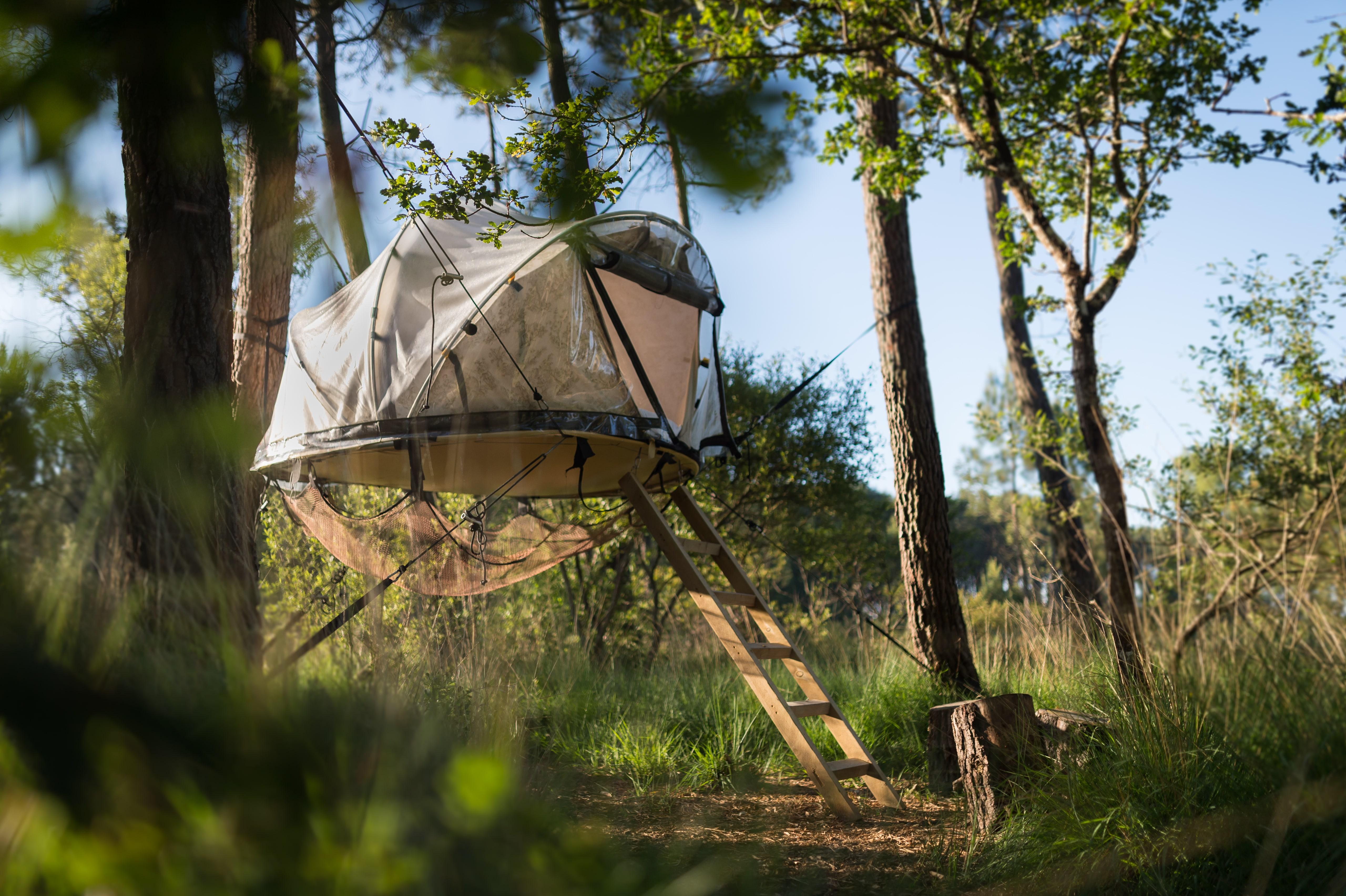camping en couple