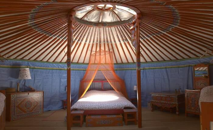 Our accommodation options