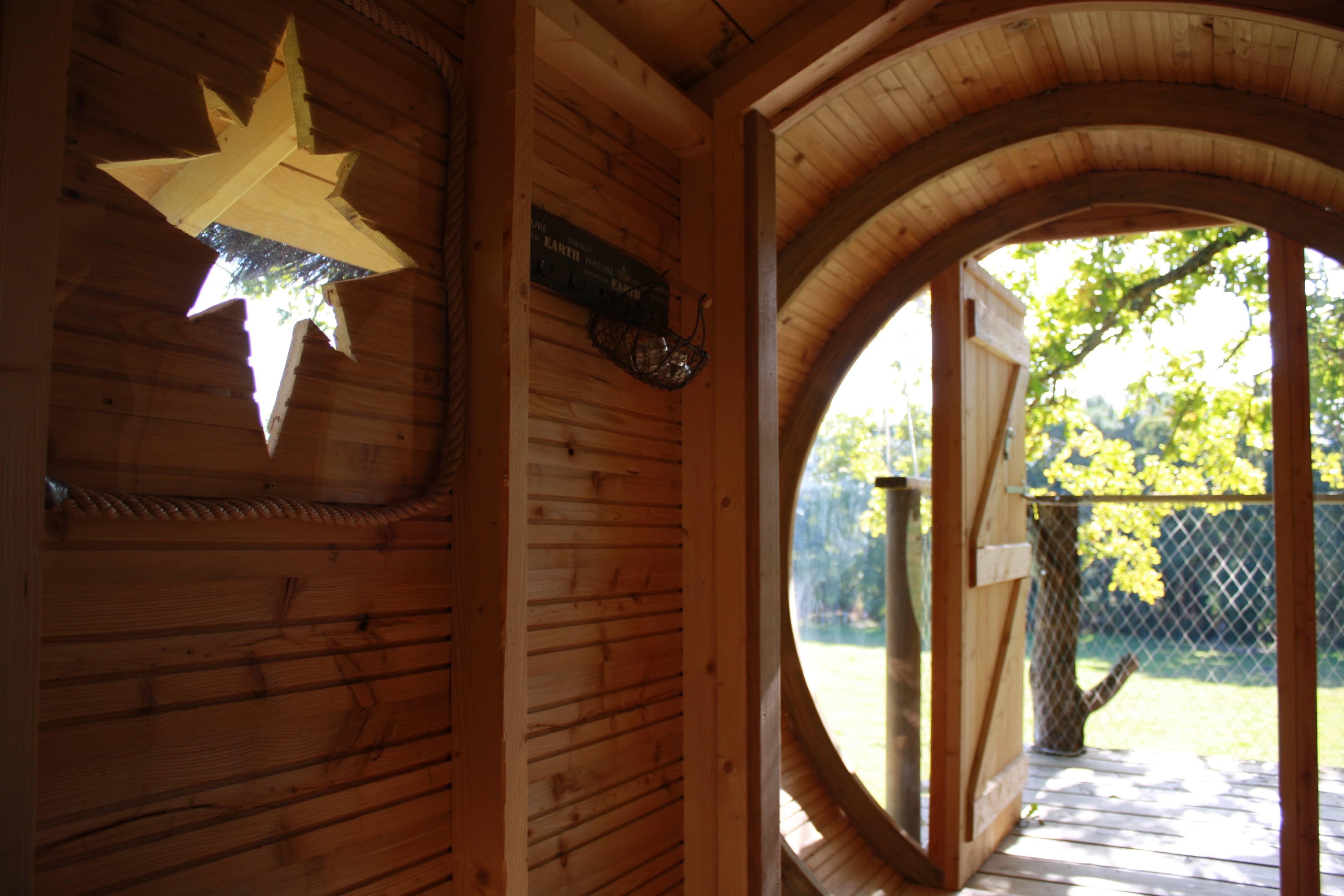 cabanes entre carnac et quiberon