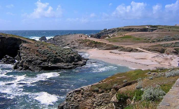 Belle île et ses criques