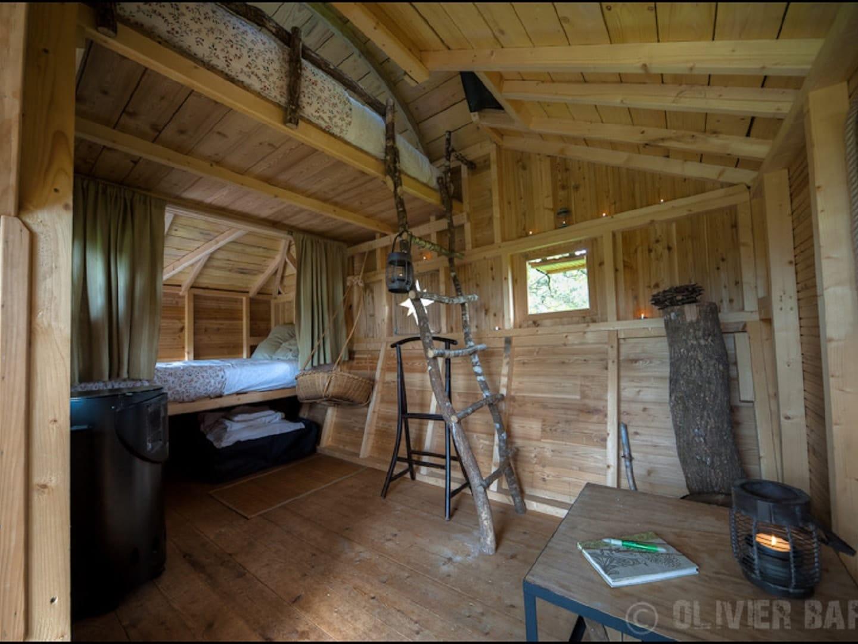 Cabane perchée Carnac - Sterenn