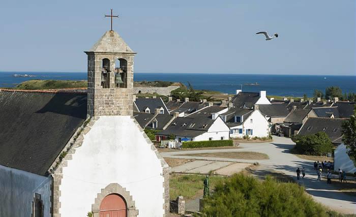 Pittoresque et charme pour des vacances bretonnes : magie d'houat!