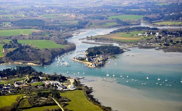 Golfe du Morbihan, parmi les plus belles baies du monde