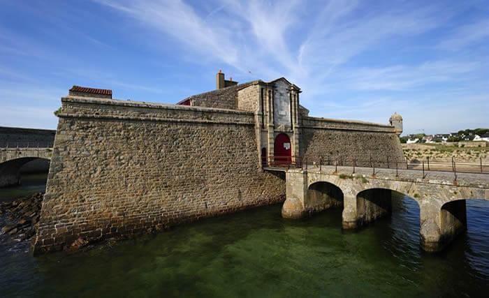 Citadelle de Port-Louis (en Bretagne, Morbihan)