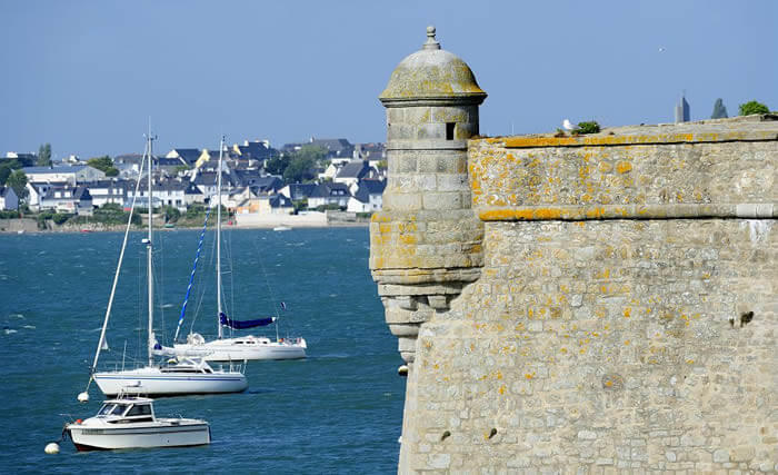 Tourism in Brittany : discovering Lorient and the cité de la voile