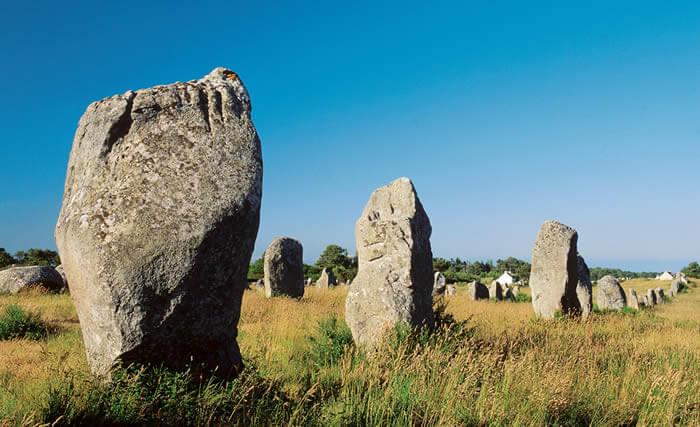 Tourisme en Bretagne de Carnac à la trinité sur mer