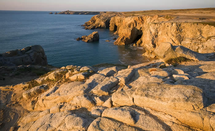 Tourism in Bretagne : the Quiberon peninsula