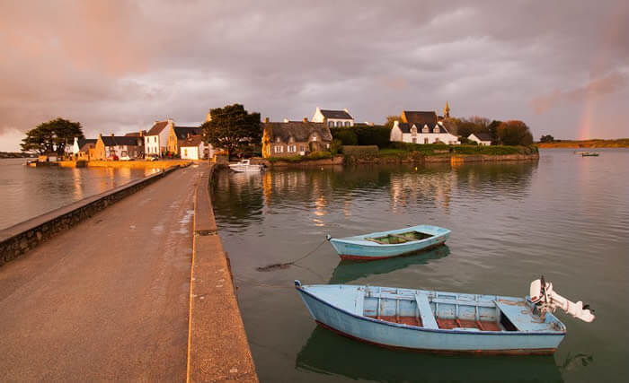 Tourisme en Bretagne : Erdeven et ses dunes