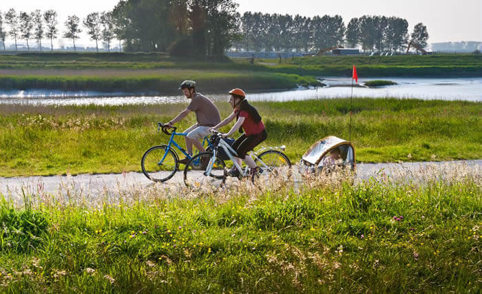 De multiples rando vélos dans le sud du Morbihan