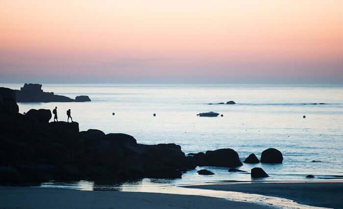 Balades en bord de mer ou côté campagne entre Carnac et Quiberon.
