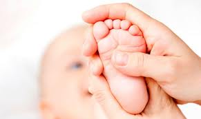 Shantala (bébé et jeunes enfants)
