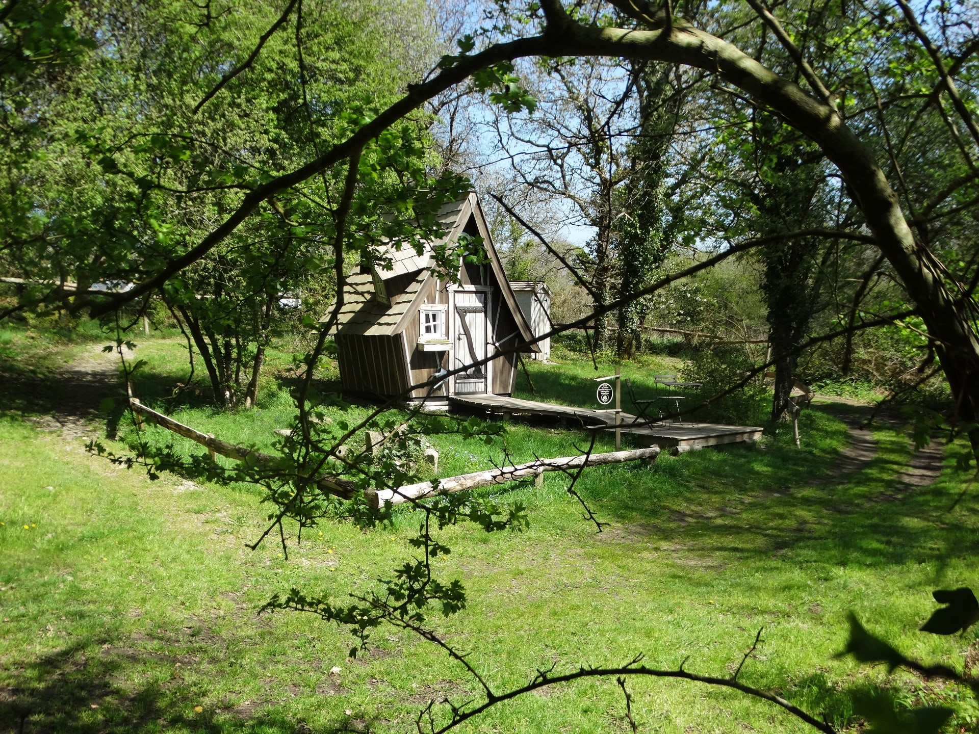 Chalet insolite - Casa Bretagne