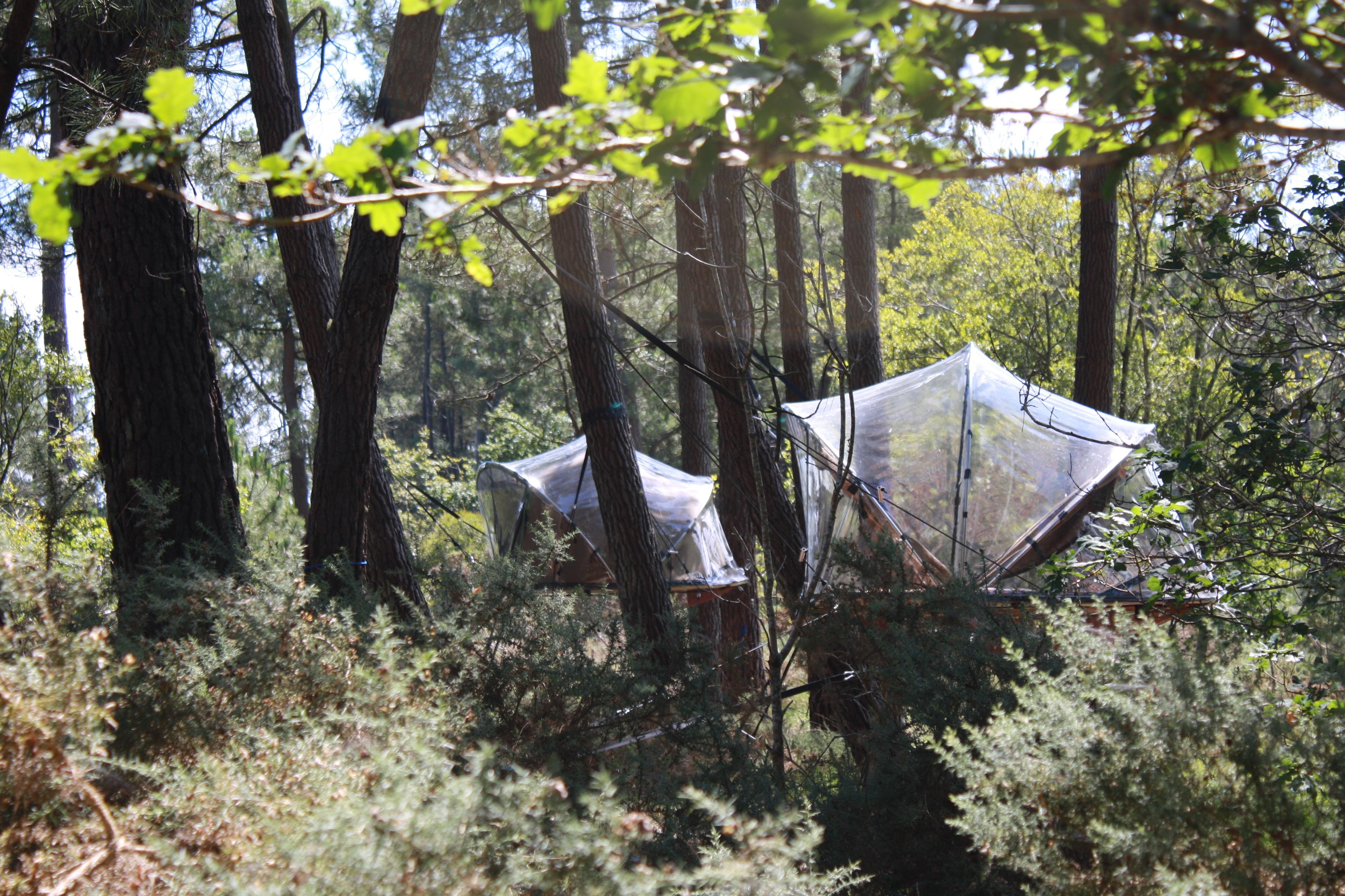 tente pour 2 personnes en Morbihan