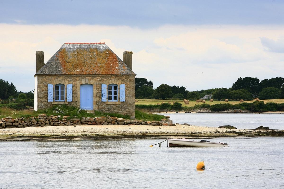 Célèbre maison du Morbihan