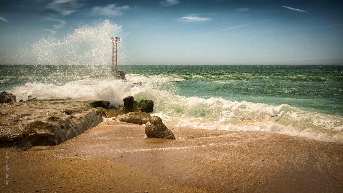 apprendre a photographier la mer