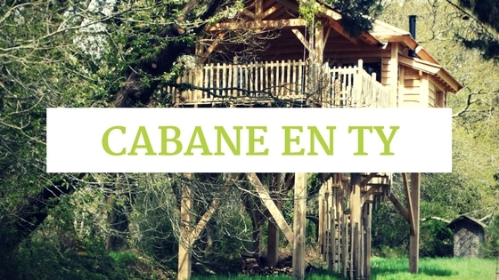 Nouvelle cabane en TY