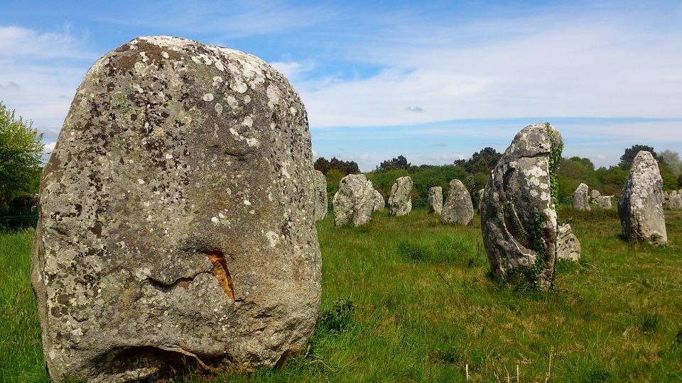 Alignement des mégalithes de Carnac