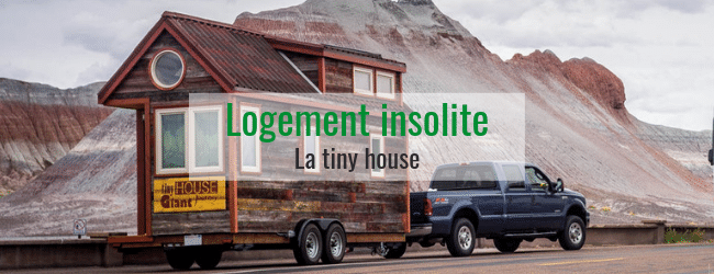 Logement insolite : la tiny house