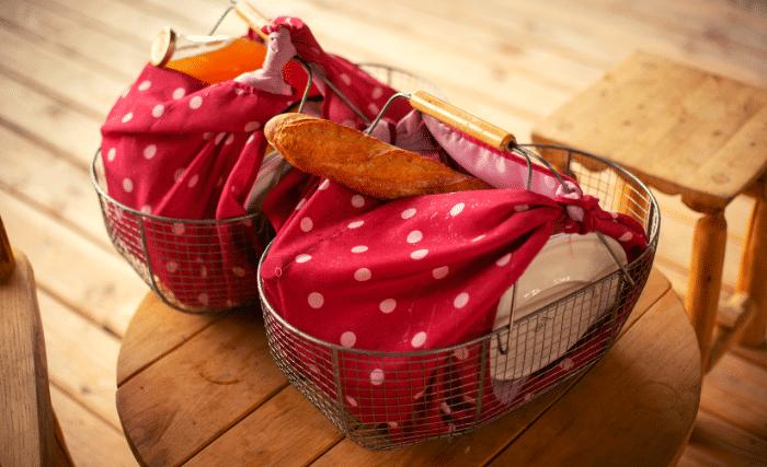 paniers dîners pour weekend insolite à Dihan evasion