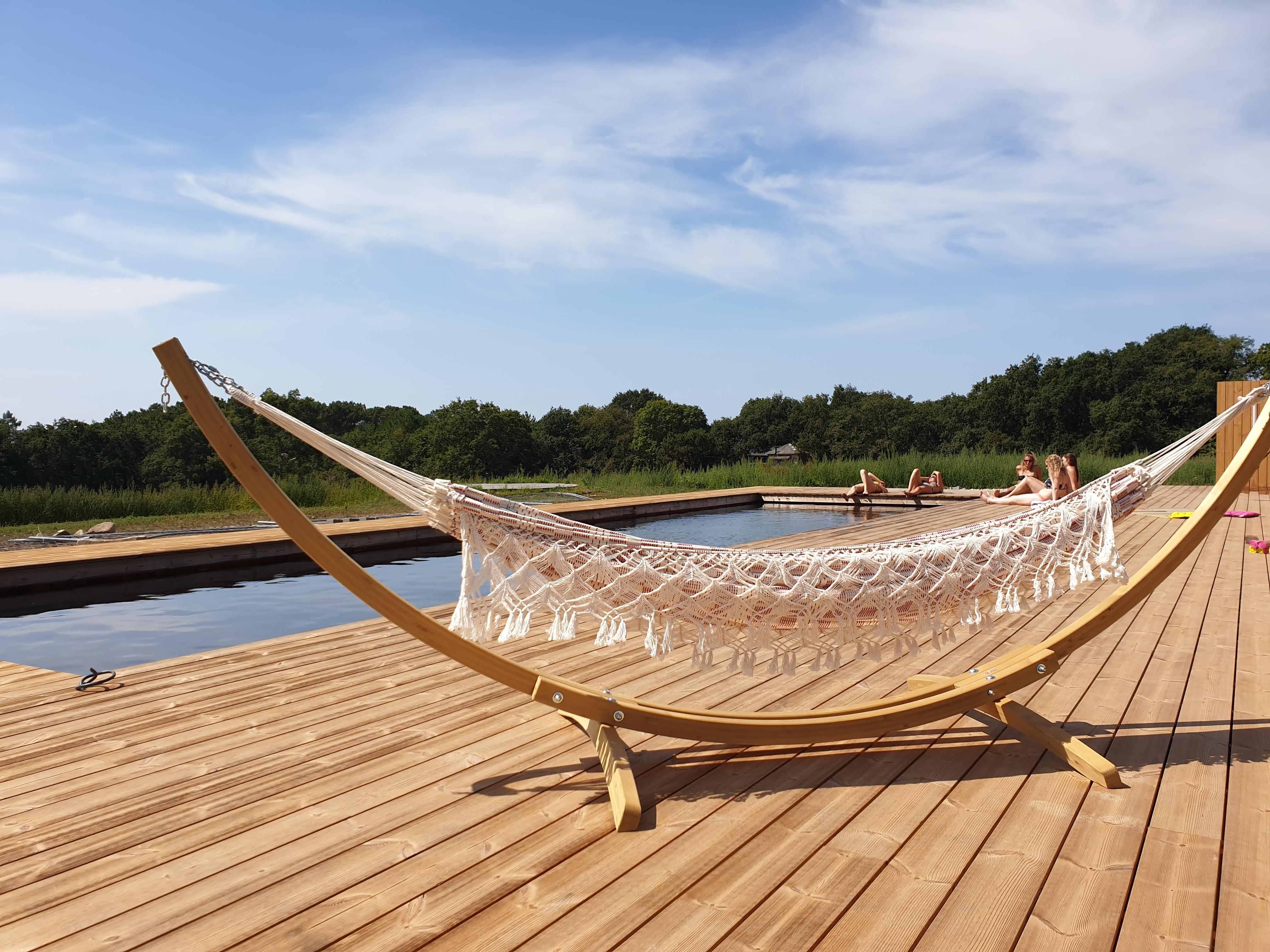 camping avec piscine bretagne - Dihan evasion